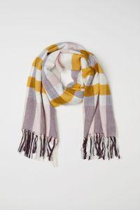 blanket scarves large h&m