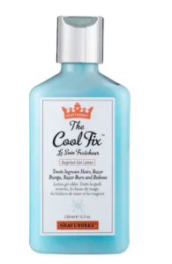 Cooling Shave Cream blue