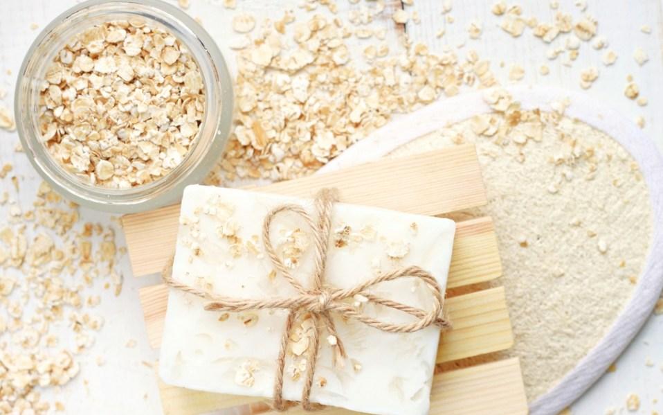skin care routine oatmeal