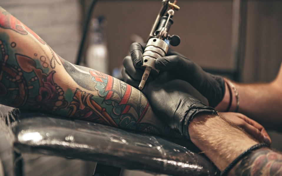 how to care for tattoos cream