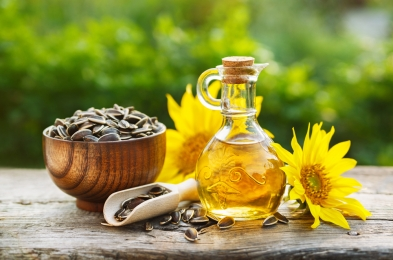 why use sunflower oil on skin