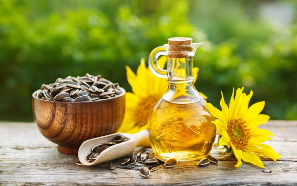 sunflower oil benefits skin care