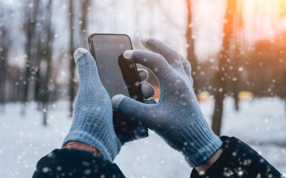 best smartphone gloves