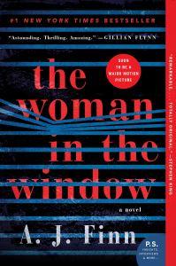 The Woman in the Window- A Novel by A.J. Finn Amazon