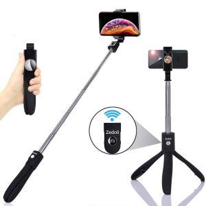 Zedoli Selfie Stick Bluetooth