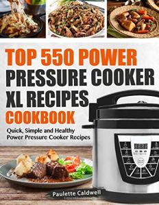 Top 500 Pressure Cooker XL recipes books