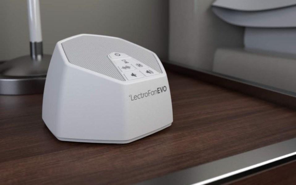 lectrofan white noise machine amazon