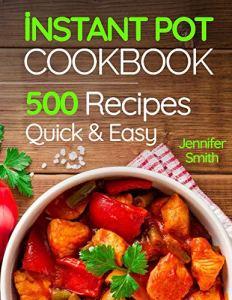 Instant Pot Cookbook Amazon