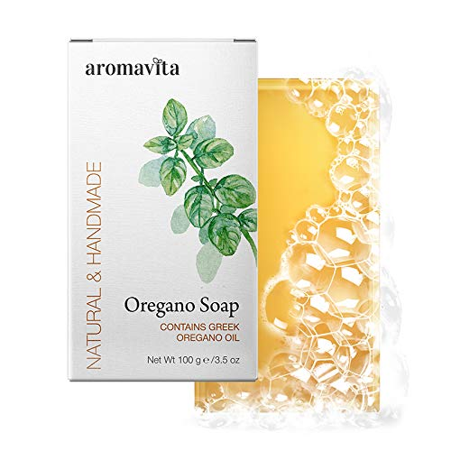 Antibacterial Oregano Soap