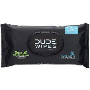 Flushable Wipes Antifungal