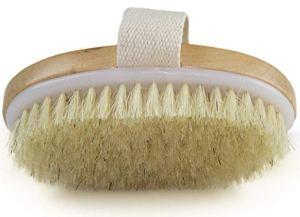 Dry Skin Body Brush Wholesome Beauty