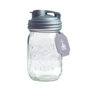 mason jar for smoothies amazon
