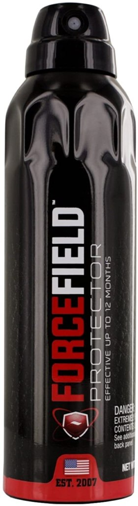Forcefield Unisex-Adult Waterproof and Stain Resistant Protectant