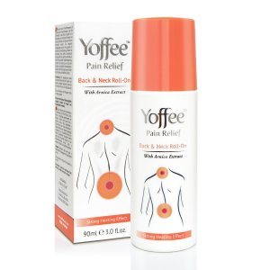 Yoffee Pain Relief Back & Neck Roll-On Warming