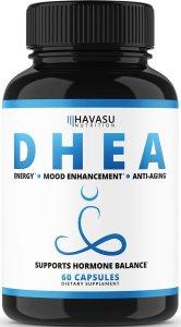Energy Supplement ED DHEA