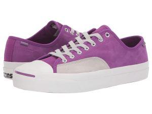 Purple Skate Shoes Converse