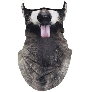 Funny Neck Warmer animal