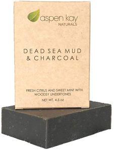 Dead Sea Mud & Charcoal Aspen Key