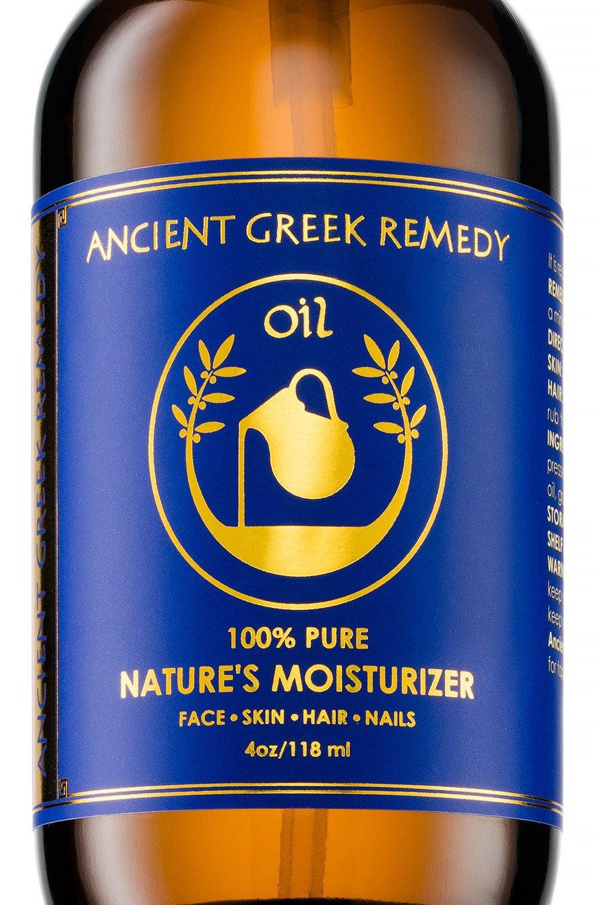 Ancient Greek Remedy Organic Blend Oil