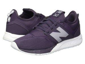 Purple Running Shoes New Balance