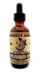 Beard Oil Honest Amish