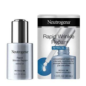 Rapid Wrinkle Repair Oil Neutrogena