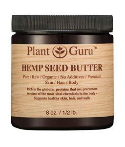 Hemp Seed Butter Plant Guru
