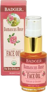 Face Oil Damascus Rose