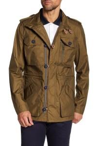 Military Rain Jacket Hunter
