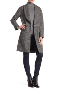 Houndstooth Coat Guess