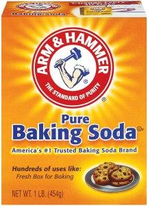 dishwasher cleaner arm hammer baking soda
