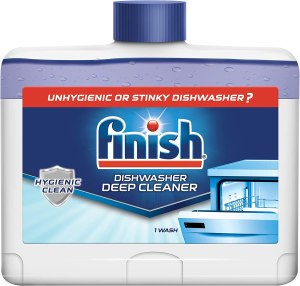 dishwasher cleaner finish dual action