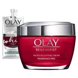 Olay Regenerist Micro-Sculpting Cream Face Moisturizer with Hyaluronic Acid