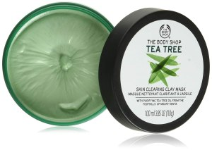 The Body Shop Tea Tree Skin Clearing Clay Face Mask