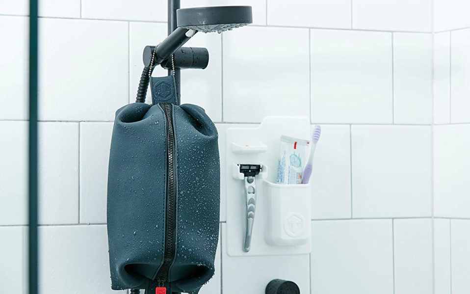 Best Toiletry Bag: This Silicone Waterproof