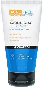 AcneFree Kaolin Clay Detox Mask