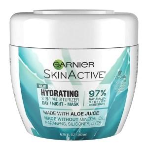 aloe for skin hydrating moisturizer