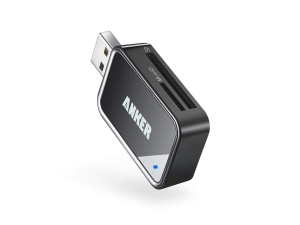 Anker 8-in-1 USB 3.0 Portable Card Reader