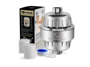 AquaHomeGroup 15 Stage Shower Water Filter