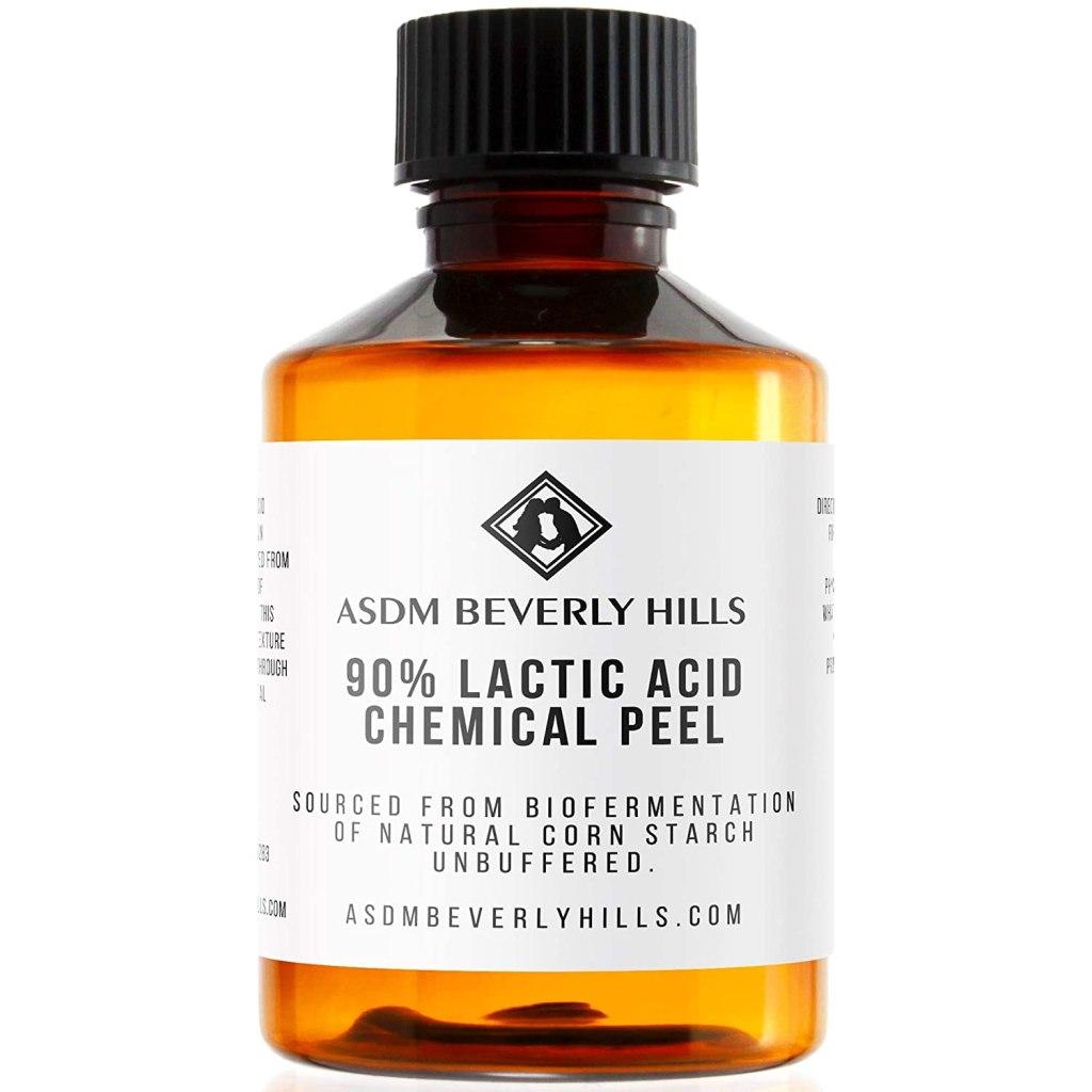 asdm beverly hills lactic acid peel