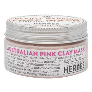 Australian Pink Clay Beauty Warrior Face Mask