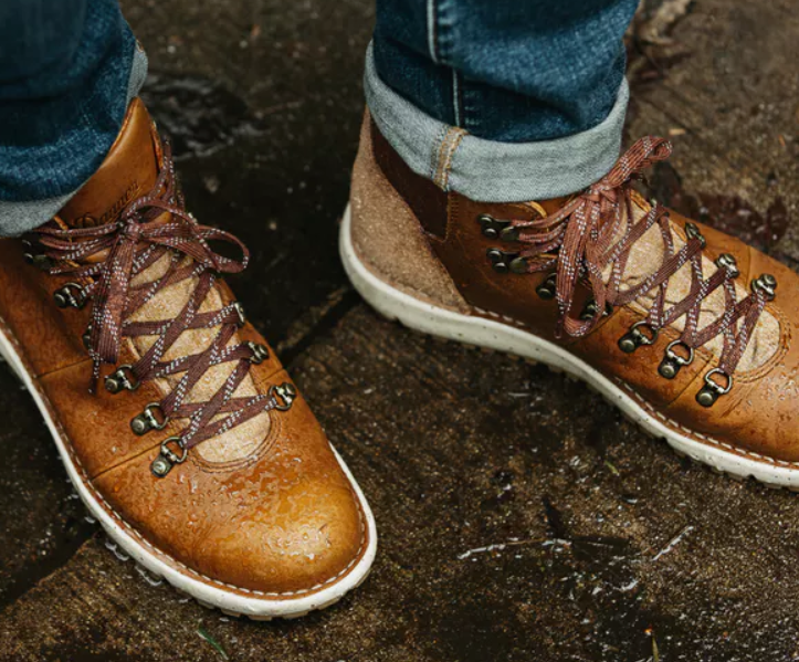 best danner boots huckleberry collab