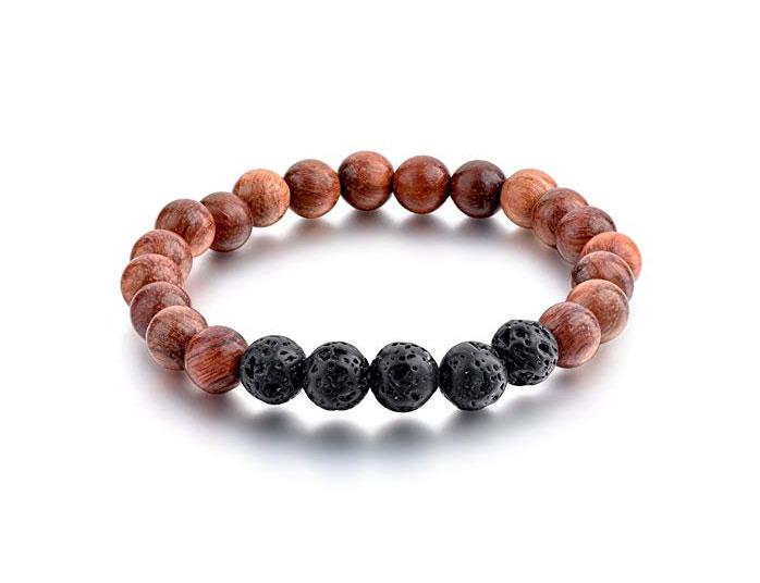 essential oil bracelet mystiqs lava