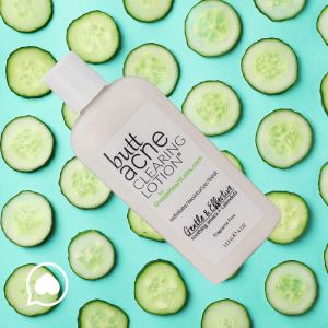 butt acne treatment cleansing lotion
