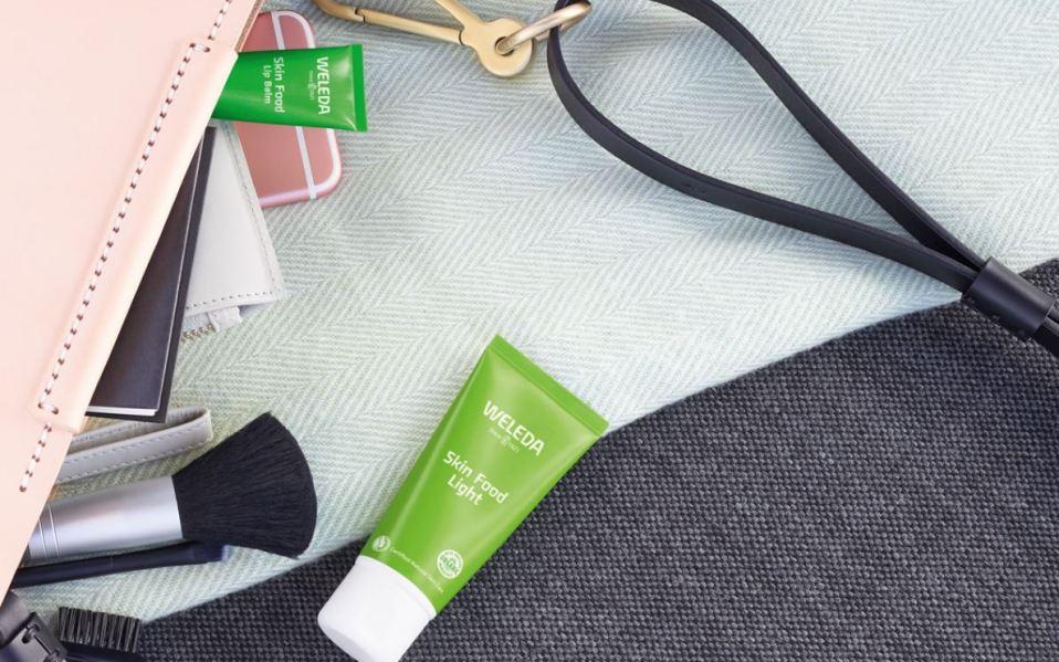 best weleda skin care