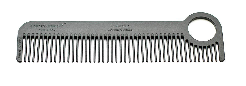Chicago Comb Model 1 Carbon Fiber