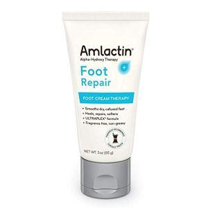 best foot creams amlactin repair