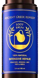 best foot creams greek remedy balm