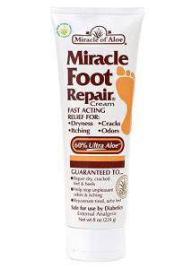 best foot creams miracle repair