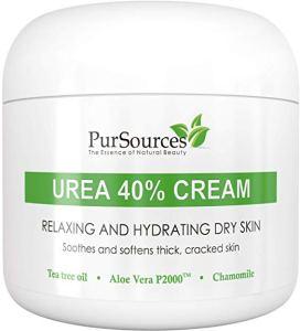best foot creams pursources urea